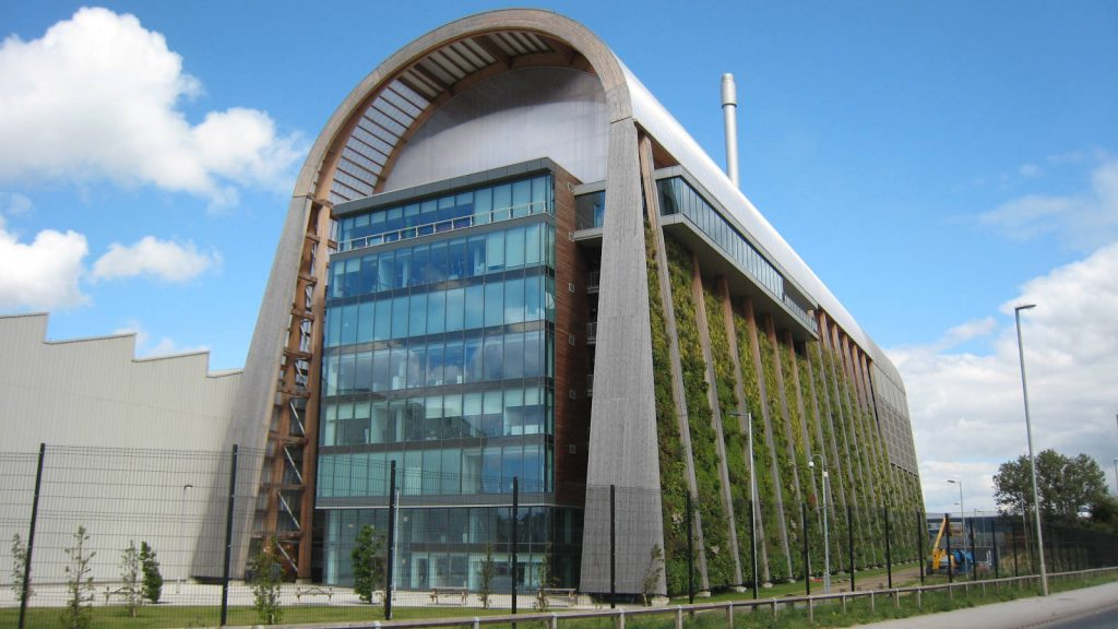 Leeds Recycling and Energy Recovery Facility